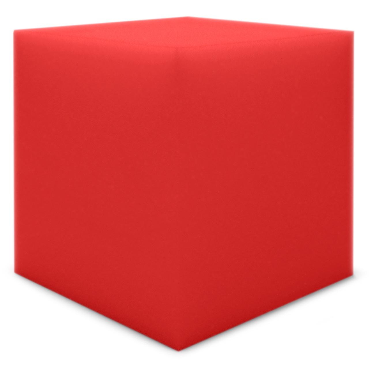 Бас ловушка Ecosound КУБ угловой 15х15х15 см Цвет красный