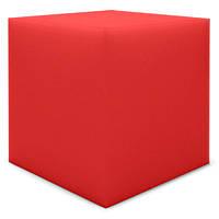 Бас пастка Ecosound КУБ кутовий 15х15х15 см Колір червоний