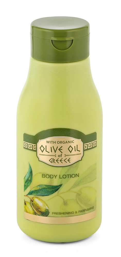 "Лосьон для тела ""Olive oil of Greece""/Body lotion freshening & parfuming Olive Oil of Greece 300ml"