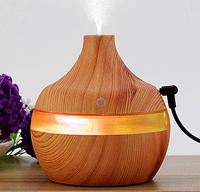 Увлажнитель воздуха ультразвуковой с LED подсветкой