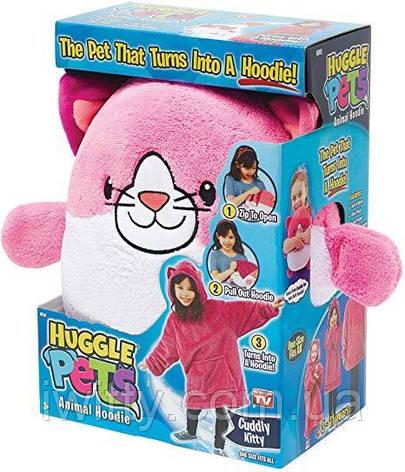 Детская толстовка - Snuggly Putty 3-11лет (Кот), фото 2