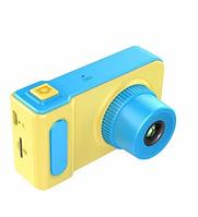 Детская фото-камера Summer Vacation (желтый)