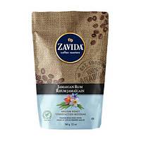 """Кофе зерновой Zavida Jamaican Rum """"Ямайский Ром"""" Обжарка Светлая 340г"""