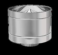 Переход нерж Версия Люкс толщина 0.6 мм D 100-300 мм