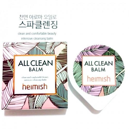 Очищающий бальзам Heimish All Clean Balm (миниатюра)