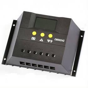 Контролер заряду акумуляторних батарей для сонячних модулів Altek ACM5024Z