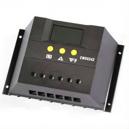 Контролер заряду акумуляторних батарей для сонячних модулів Altek ACM6048, фото 2