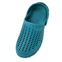 "Сабо тапочки Медицинская обувь из ЭВА ""Like Crocs"" (36,37,38,39,40,41)  Бирюзовый W2701202020"