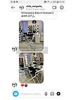 Высокий стул для визажиста, складной, деревянный, стул режиссера, стул для фото сессии, черно-белый 3
