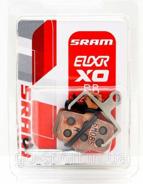 Тормозные колодки Sram Elixir Metal Pads