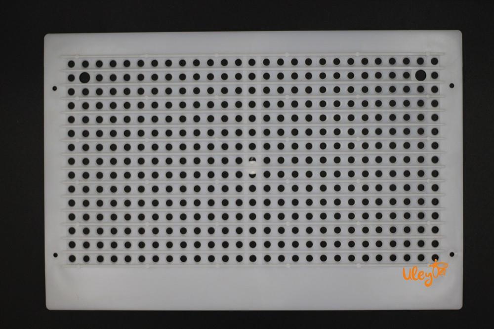 Решетка донного Пыльцесборника (круглые отверстия – 402 шт) 300х200