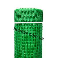 Забор пластиковый, ячейка 20х20мм. рул. 1.5х20м. КЛЕВЕР (сетка садовая)