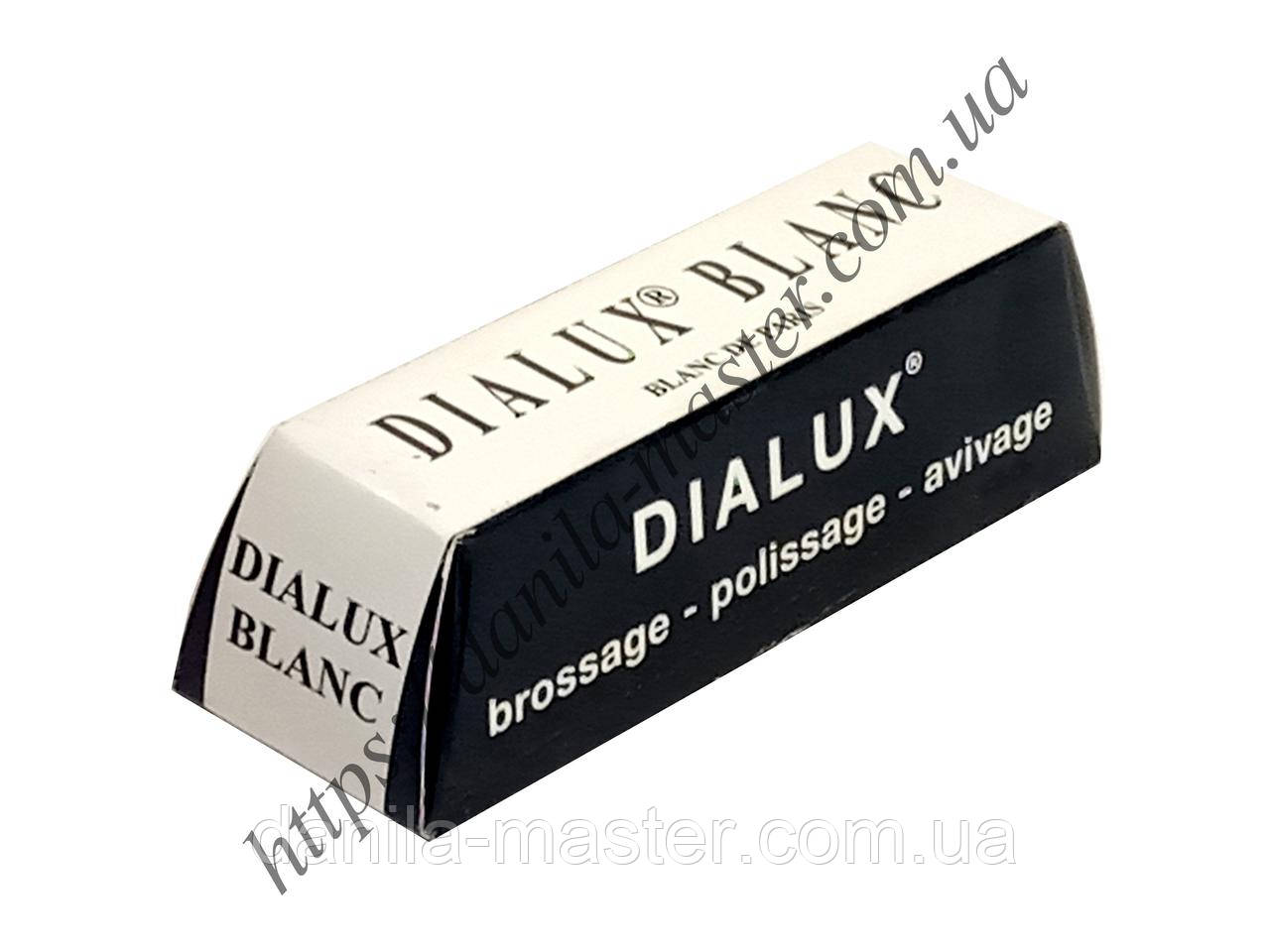 DIALUX паста полировальная белая