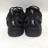 46 р. Чоловічі кросівки Reebok DMX чорні Остання пара маломірки, фото 7