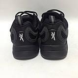 46 р. Мужские кроссовки Reebok DMX черные Последняя пара маломерки, фото 7