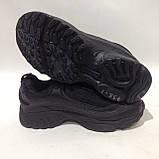 46 р. Чоловічі кросівки Reebok DMX чорні Остання пара маломірки, фото 3