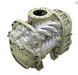Гвинтовий компресор маслозаповнений, модель RS132-160ie, фото 2