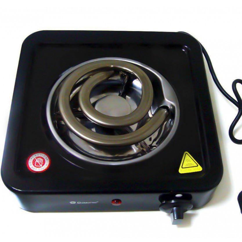 Электроплита настольная на одну конфорку 3741 Crownberg CG12 PR2
