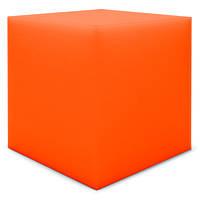 Бас ловушка Ecosound КУБ угловой 15х15х15 см Цвет оранжевый, фото 1