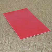 Проставки Микарта № 94050 Цвет красный 0,9-1,1x80x130 мм.