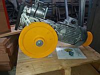 Лебедка лифтовая редукторная MR8 SICOR для Малогрузовых лифтов.Италия. Запчасти и комплектующие к лифтам.