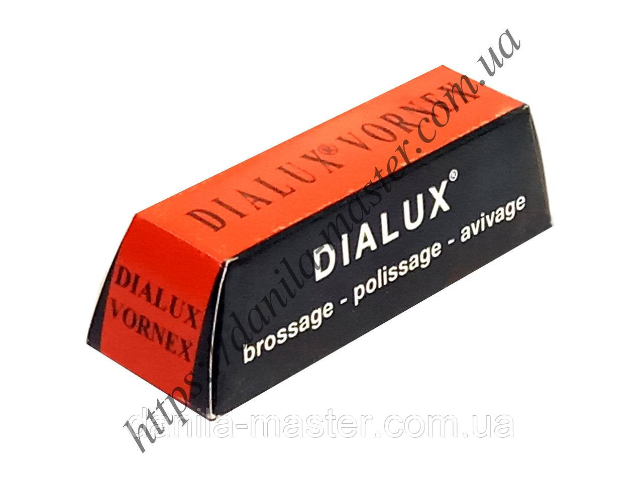 DIALUX полірувальна паста помаранчева