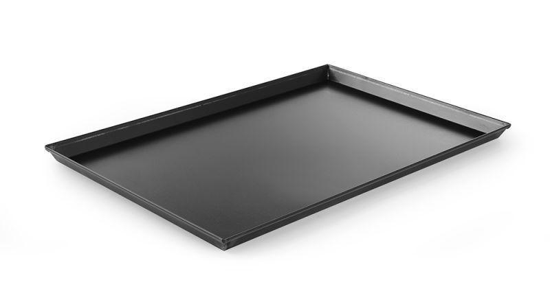 Форма для пиццы - прямоугольная 600x400x(H)25 мм Hendi 808276