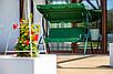 Садовая качеля 3х-местная Польша, фото 5