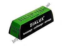 DIALUX шлифовально-полировальная паста зелёная