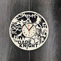 Настенные часы большие оригинальные «The Dark Knight», фото 1