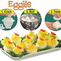 Формы для варки яиц eggies  без скорлупы, фото 1