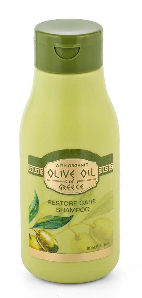 "Восстанавливающий шампунь "" Olive oil of Greece""/ Restore care shampoo OLIVE OIL OF GREECE 300 ml"