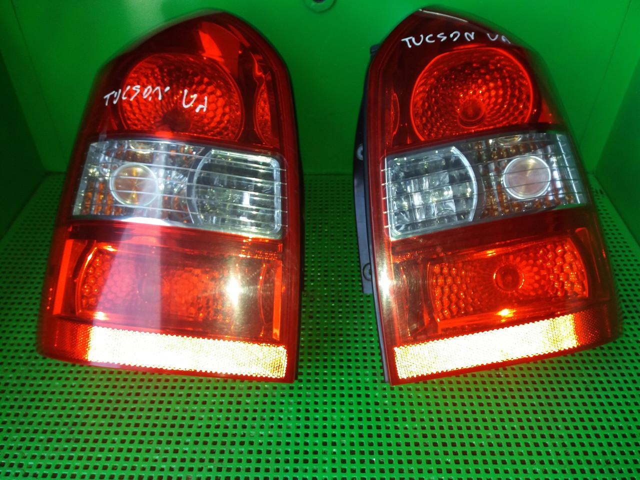 Б/у фонарь задний левый и правый для Hyundai Tucson 2008 р. 2.0 CRDI