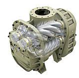 Гвинтовий маслозаповнений компресор із змінною швидкістю модель R 90-110n, фото 8