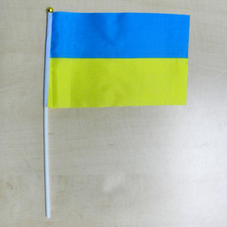 """Флажок """"Украина"""" / Прапорець """"Україна"""""""
