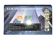 Цифровой ресивер LOCUS Т2 DVB-T2 FTA