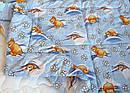 """Одеяло из овечьей шерсти демисезонное """"Мишка"""", фото 2"""