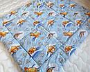 """Одеяло из овечьей шерсти демисезонное """"Мишка"""", фото 6"""