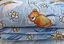 """Одеяло из овечьей шерсти демисезонное """"Мишка"""", фото 8"""