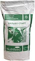 Заменитель цельного молока Кальво Старт Лён 16 на основе льна, жир 16% (для телят с 7 дня), 25 кг/упак