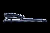 Степлер металлический Buromax 20 л., (скобы №24; 26), 365х40х70 мм, удлиненный, черный