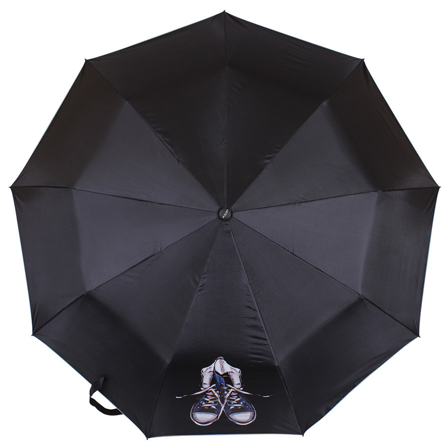Зонт складной de esse полуавтомат Кеды