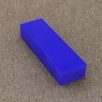 Брусок Микарта № 95150 синт.ткань, фиолетовый, 25х40х130 мм.