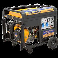 Бензиновый генератор(сварочный) Forte FG6500EW