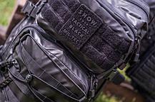 Штурмовой (тактический) рюкзак Mil-Tec by Sturm 36 л. USA TACTICAL BLACK (14002288), фото 3