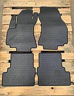 Коврики в салон для RENAULT Clio III 05- (2 передних коврика)