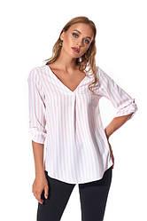 Блуза 450.1 розового цвета