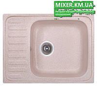 Гранитная кухонная мойка Fosto6449kolor 806 (FOS6449SGA806)