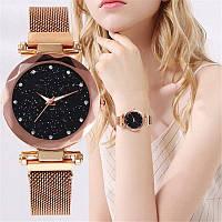 Женские часы Starry Sky Watch часы звездного неба c магнитным ремешком