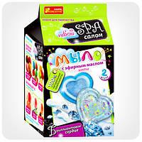 Набор для творчества «Твой SPA-салон» (мыло своими руками - Бриллиантовое сердце)